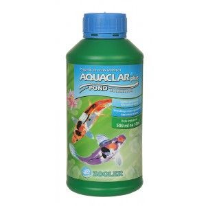 Aquaclar pond plus 500 ml Zoolek