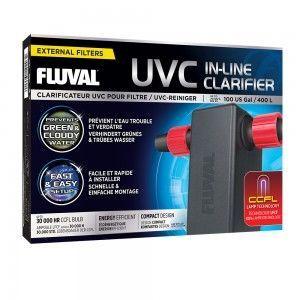 Sterylizator UVC In-Line Clarifier 3W