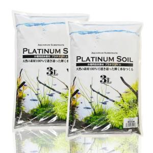 Platinum Soil Normal 8l