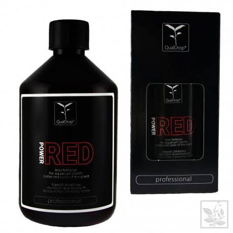 Power Red 500 ml Qual Drop