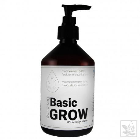 Basic Grow NPK 500 ml Qual Drop