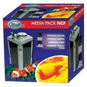 AQUA NOVA MEDIA PACK NCF 1000/1200/1500