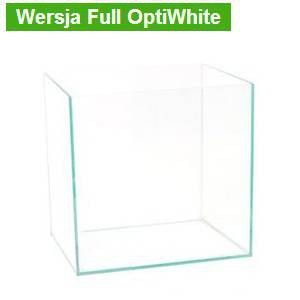 AKWARIUM OPTIWHITE 60x60x60cm (10mm) MIX3
