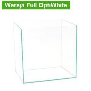 AKWARIUM OPTIWHITE 25x25x25cm (4mm)