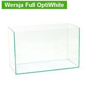 AKWARIUM OPTIWHITE 120x50x50cm (12mm) FOW