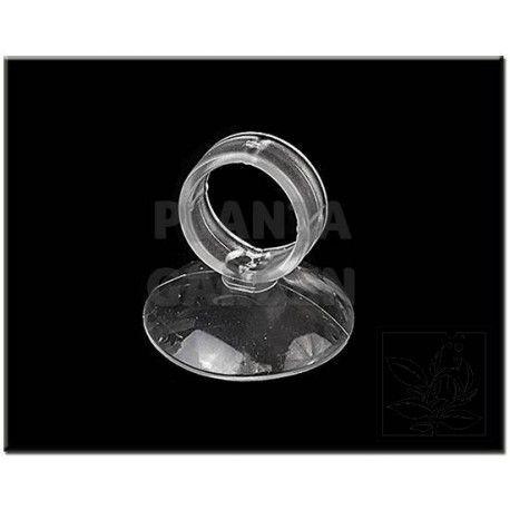 Przyssawka silikonowa z oczkiem [12mm]