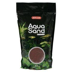 ZOLUX AquaSand Trend - Brąz kakaowy [3l]