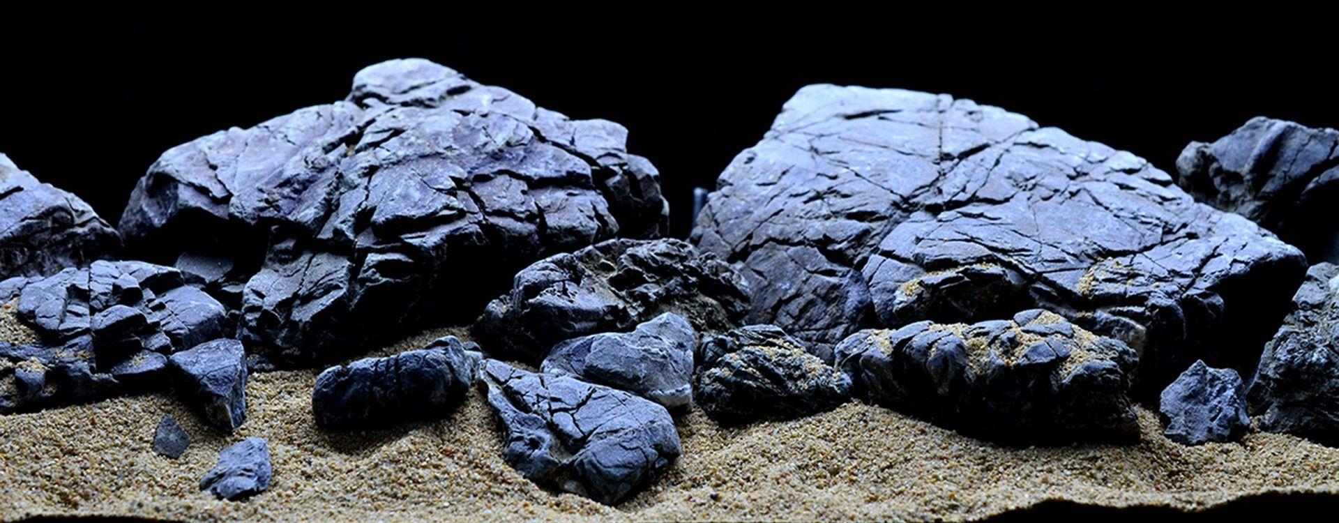 AQUASCAPING STONE! Czyli rodzaje skał używanych w akwarystyce